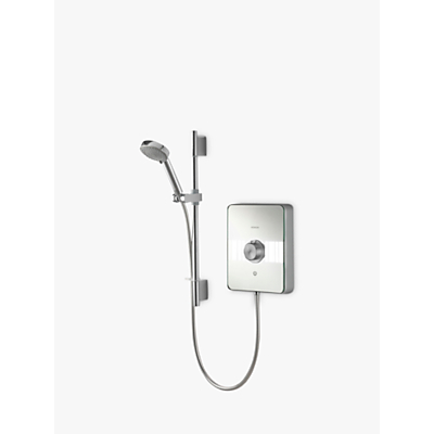 Aqualisa Lumi XT 10.5kW Electric Shower with Adjustable Head, Chrome