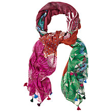 Buy White Stuff Opulent Ottodine Scarf, Multi Online at johnlewis.com