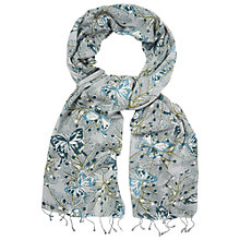 Buy White Stuff Enchanted Butterfly Scarf, Multi Online at johnlewis.com