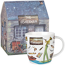 Buy At Your Leisure The Fisherman Mug Online at johnlewis.com