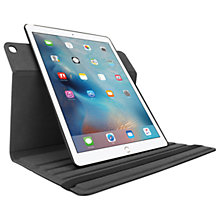 "Buy Targus VersaVu premium 360 Rotating Case for Apple 12.9"" iPad Pro, Black Online at johnlewis.com"