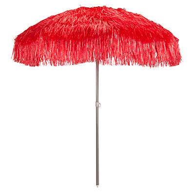 Raffia Freestanding Outdoor Parasol, 2.2m