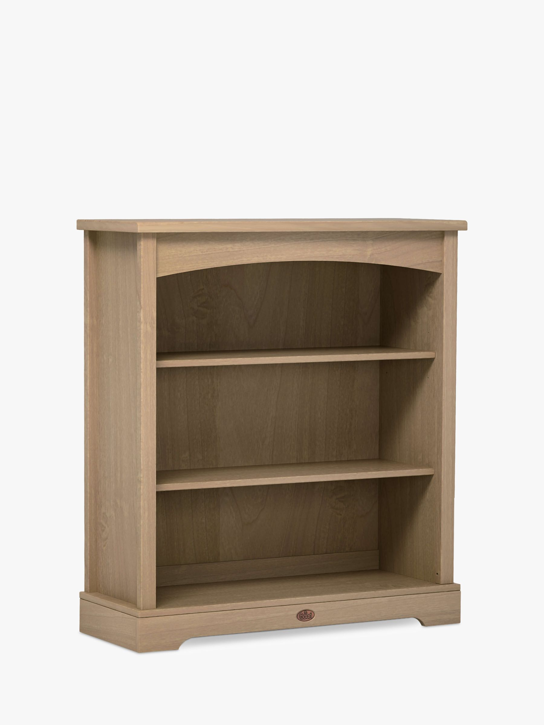 Boori Boori Bookcase Hutch, Almond