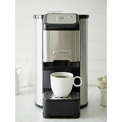 Buy Cuisinart Dgb1u Bean To Cup Coffee Machine Stainless