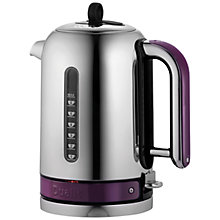 Buy Dualit Made to Order Classic Kettle Online at johnlewis.com
