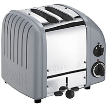 Buy Dualit Made to Order Classic 2-Slice Toaster Online at johnlewis.com