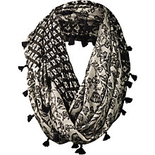 Buy Fat Face Bali Floral Snood, Phantom Online at johnlewis.com