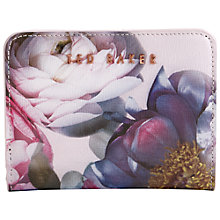 Buy Ted Baker Eveline Crosshatch Small Purse, Pale Pink Online at johnlewis.com