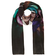 Buy Coast Tannisha Silk Scarf, Multi Online at johnlewis.com