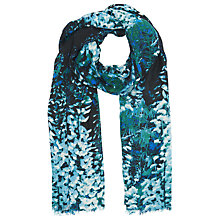 Buy Whistles Wren Print Scarf, Multi Online at johnlewis.com