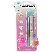 Buy Hello Kitty Designers Guild Stationery Set Online at johnlewis.com