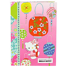 Buy Hello Kitty Designers Guild Notebook Online at johnlewis.com