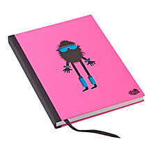 Buy Tinc Neon Character A5 Notebook Online at johnlewis.com