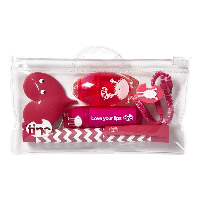 Tinc Tinc Fun Stuff Zip Pack, Pink