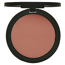 Buy TOPSHOP Bronzer, Deep Bronze Online at johnlewis.com