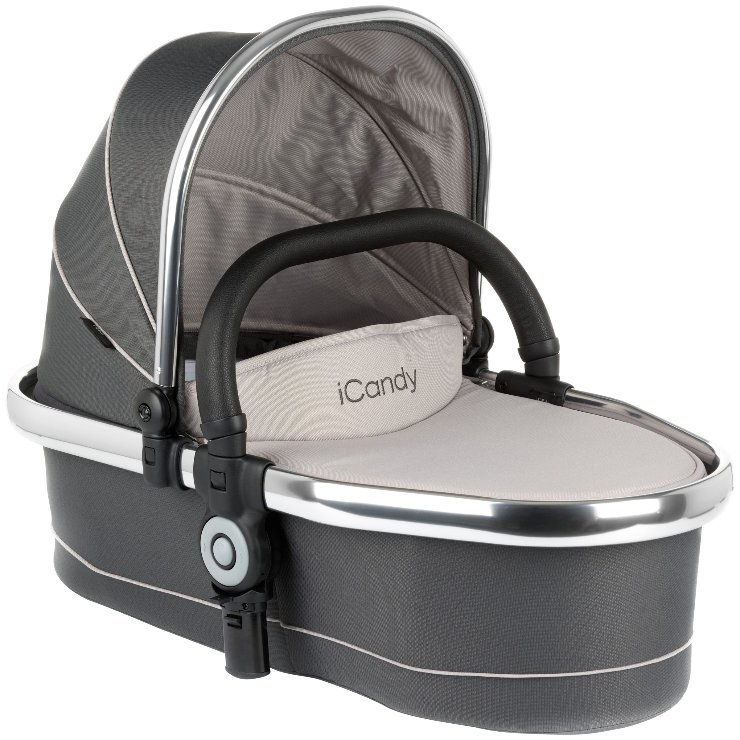 iCandy iCandy Peach Blossom Carrycot, Truffle 2
