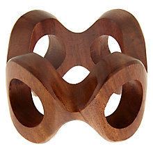Buy John Lewis La Selva Napkin Ring Online at johnlewis.com