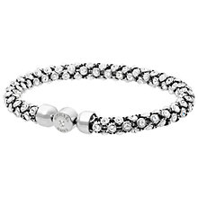 Buy Michael Kors Crystal Cable Chain Bracelet Online at johnlewis.com