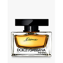 Buy Dolce & Gabbana The One Essence Eau de Parfum Online at johnlewis.com