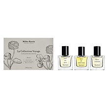 Buy Miller Harris La Collection Voyage Fleurs Eau de Parfum Spray Collection Online at johnlewis.com