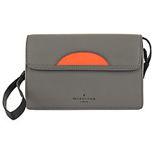 Buy Paul's Boutique Veronica Clutch Bag, Grey Online at johnlewis.com