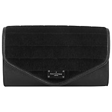 Buy Paul's Boutique Alana Clutch, Black Online at johnlewis.com