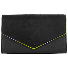 Buy Paul's Boutique Alana Leather Clutch Online at johnlewis.com