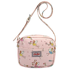 Buy Cath Kidston Garden Fairies Handbag, Pink Online at johnlewis.com