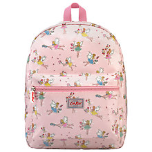 Buy Cath Kidston Garden Fairies Padded Rucksack, Pink Online at johnlewis.com