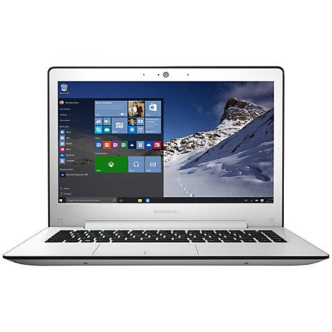 "Buy Lenovo U31 Laptop, Intel Core i7, 8GB RAM, 128GB, 13.3"" Online at johnlewis.com"