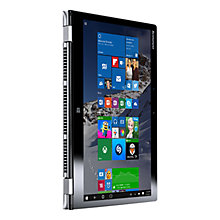 "Buy Lenovo Yoga 700 Convertible Laptop, Intel Core i7, 8GB RAM, 256GB SSD, 14"" Touch Screen, Silver Online at johnlewis.com"