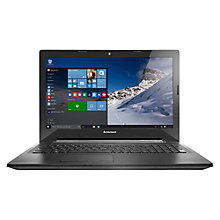 "Buy Lenovo G50 Laptop, AMD A8, 8GB RAM, 1TB, 15"", Black Online at johnlewis.com"