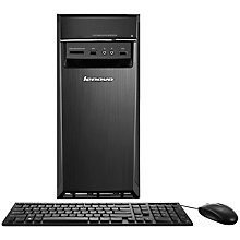Buy Lenovo H50 Desktop PC, AMD A10, 8GB RAM, 1TB, Black Online at johnlewis.com
