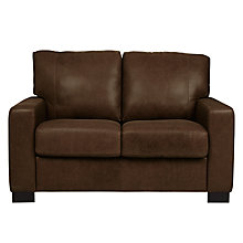 Buy John Lewis Burton Small Sofa, Old West Chestnut Online at johnlewis.com