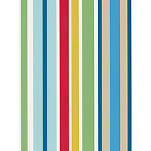Buy Scion Jelly Tot Stripe Wallpaper Online at johnlewis.com