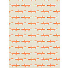 Buy Scion Little Fox Wallpaper Online at johnlewis.com