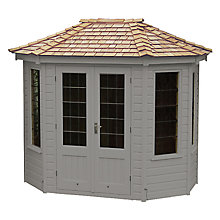 Buy Crane FSC Small Summerhouse Online at johnlewis.com