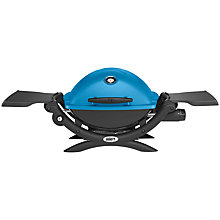 Buy Weber Q1200 Gas Burner, No Stand Online at johnlewis.com