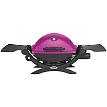 Buy Weber® Q®1200 Gas Burner, No Stand Online at johnlewis.com