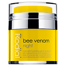 Buy Rodial Bee Venom Night, 50ml Online at johnlewis.com