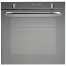 Buy Hotpoint OSHS89EDP0(MI) Single Electric Oven, Mirrored Glass Online at johnlewis.com