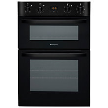 Buy Hotpoint Ultima Built-In Electric Double Oven Online at johnlewis.com