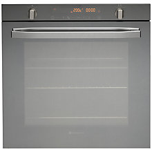 Buy Hotpoint OSHS89EDC0(MI) Single Electric Oven, Mirrored Glass Online at johnlewis.com