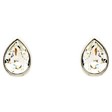 Buy Cachet Ran Swarovski Crystal Stud Earrings Online at johnlewis.com