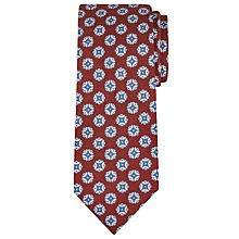Buy JOHN LEWIS & Co. Taylor Motif Print Tie Online at johnlewis.com