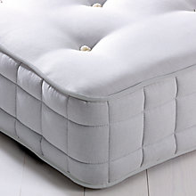 Buy John Lewis Ortho 1600 Pocket Spring Mattress, Double Online at johnlewis.com