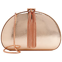 Buy Ted Baker Hartly Glitter Clutch Online at johnlewis.com