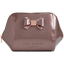 Buy Ted Baker Nolly Extra Large Washbag Online at johnlewis.com