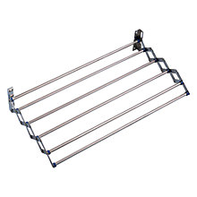 Buy Wenko Extendable Clothes Airer Online at johnlewis.com
