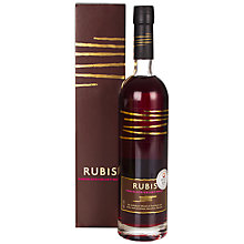 Buy Rubis Chocolate Wine, 50cl Online at johnlewis.com